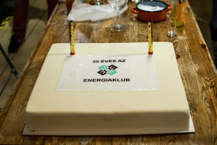 Energiaklub is twenty-five years old!